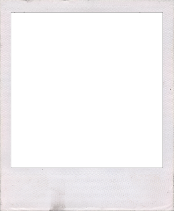 Polaroid clipart black and white. Frames by ieditapp d