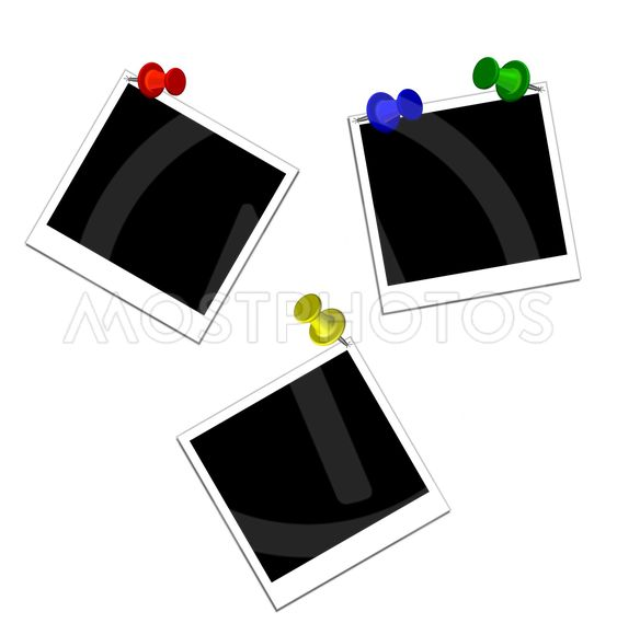Frames to w by. Polaroid clipart pinned