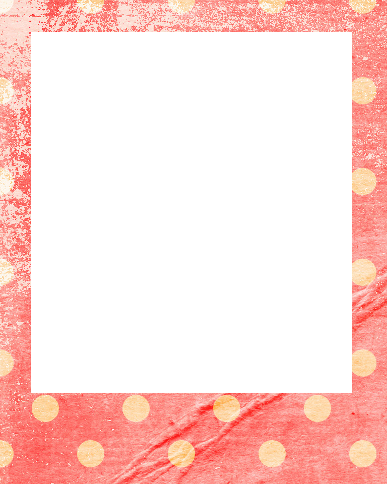 Sweetly scrapped free frames. Polaroid clipart pinned