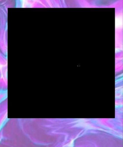 Polaroid frame png.