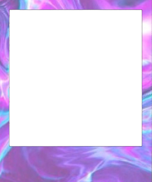 Polaroid picture frame png. Violet by peppermintswift on