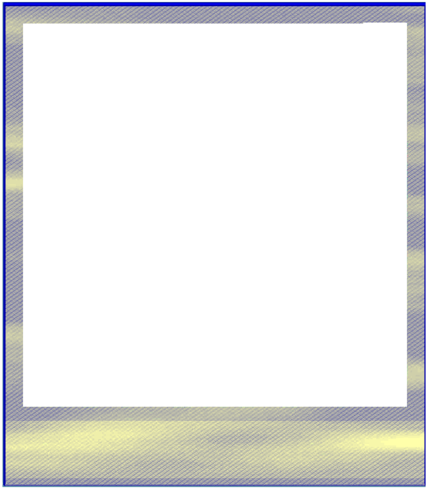 By seoulday on deviantart. Polaroid png frame