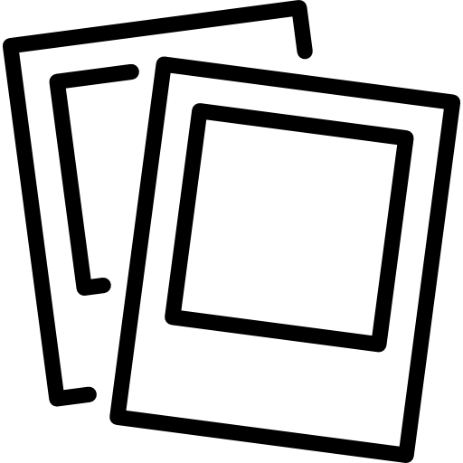 Polaroid vector png. Pictures free art icons