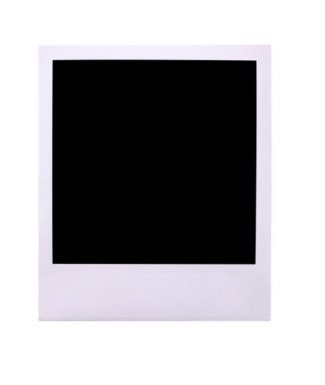 blank for free. Polaroid vector png