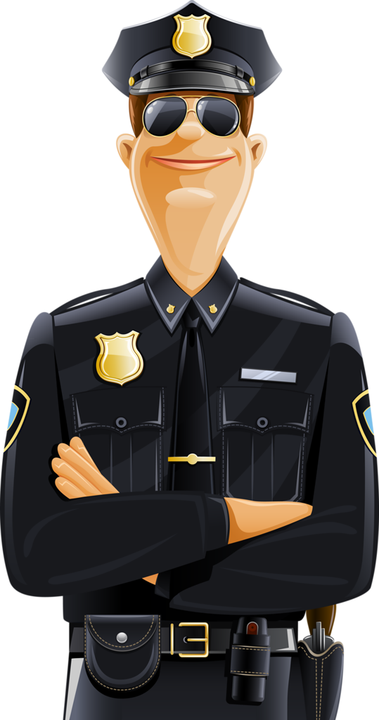 Police clipart occupation. Png transparent