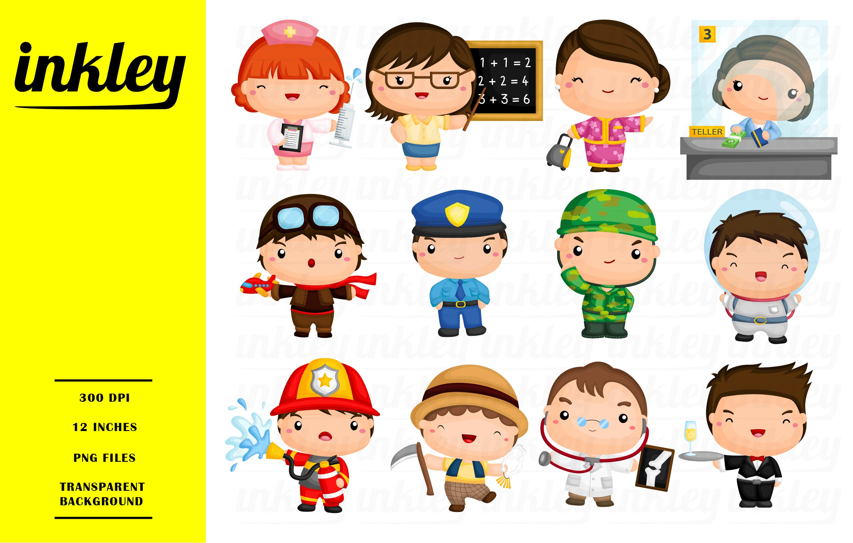 Job clip art png. Police clipart occupation