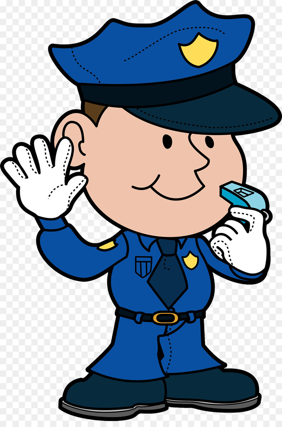 Policeman clipart. Police officer free content