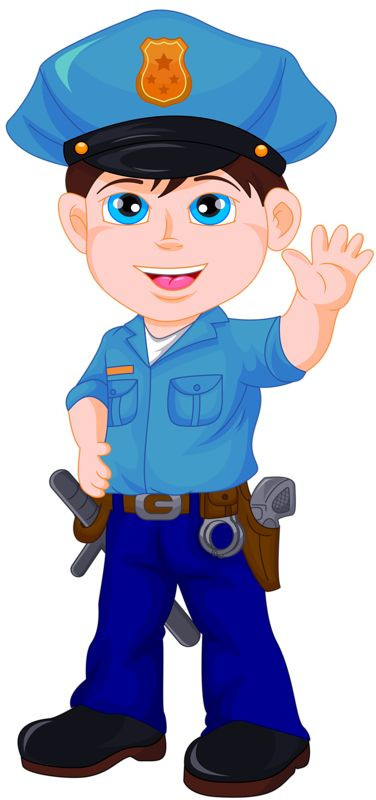 Policeman clipart. Surprising ideas strong picture