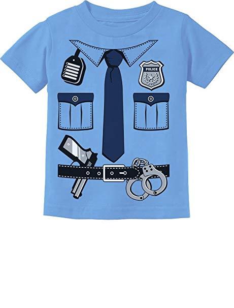 Cop uniform halloween costume. Policeman clipart police suit