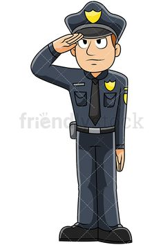 Policeman clipart police suit. Pin on srp
