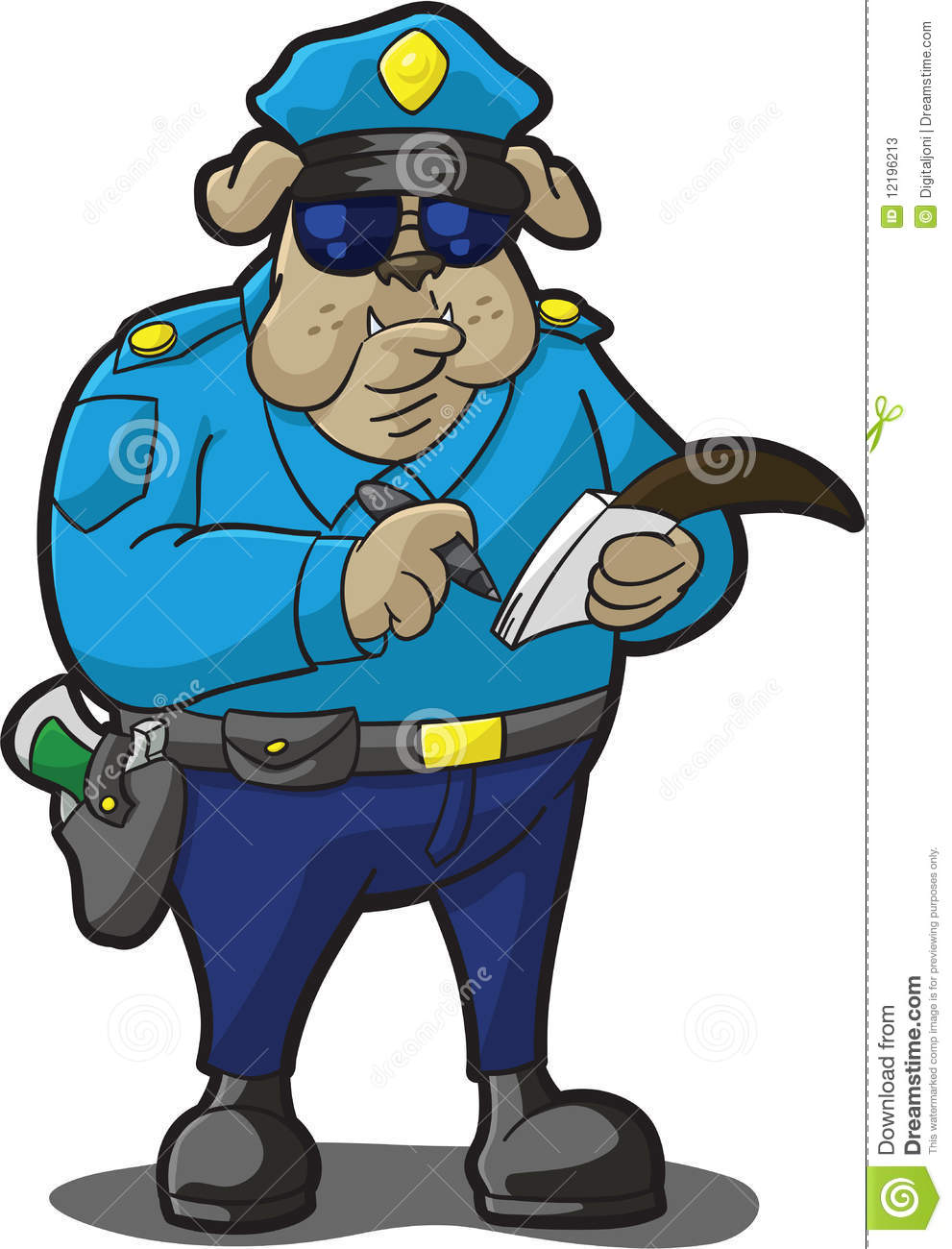 Policeman clipart police suit. Officers free download best
