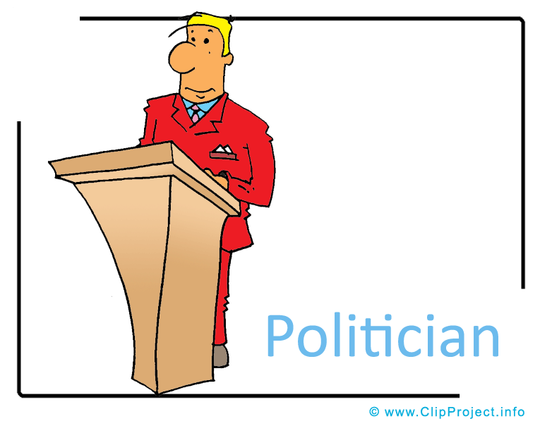 Politician clipart. Image free career images