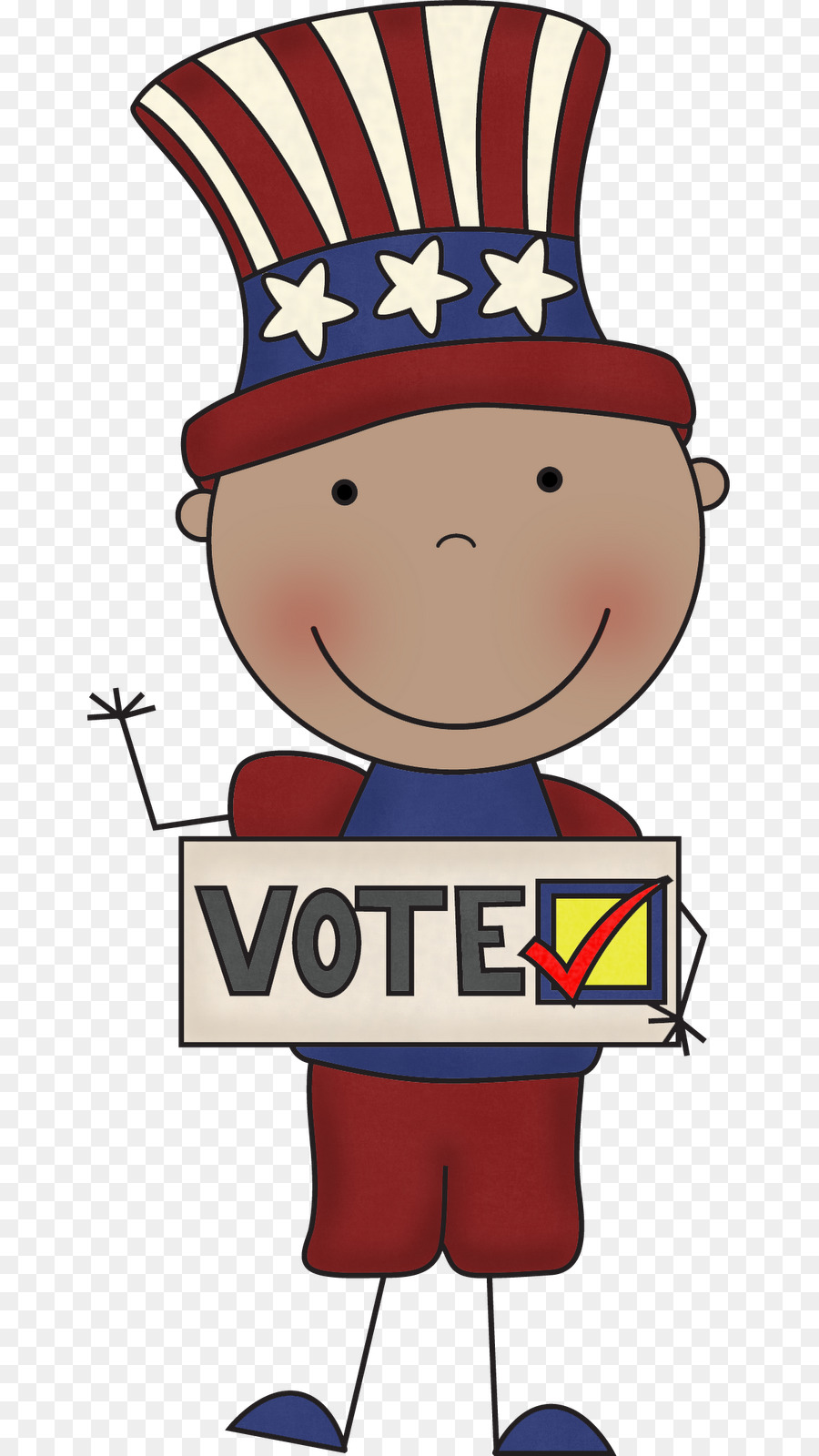 . Voting clipart election day