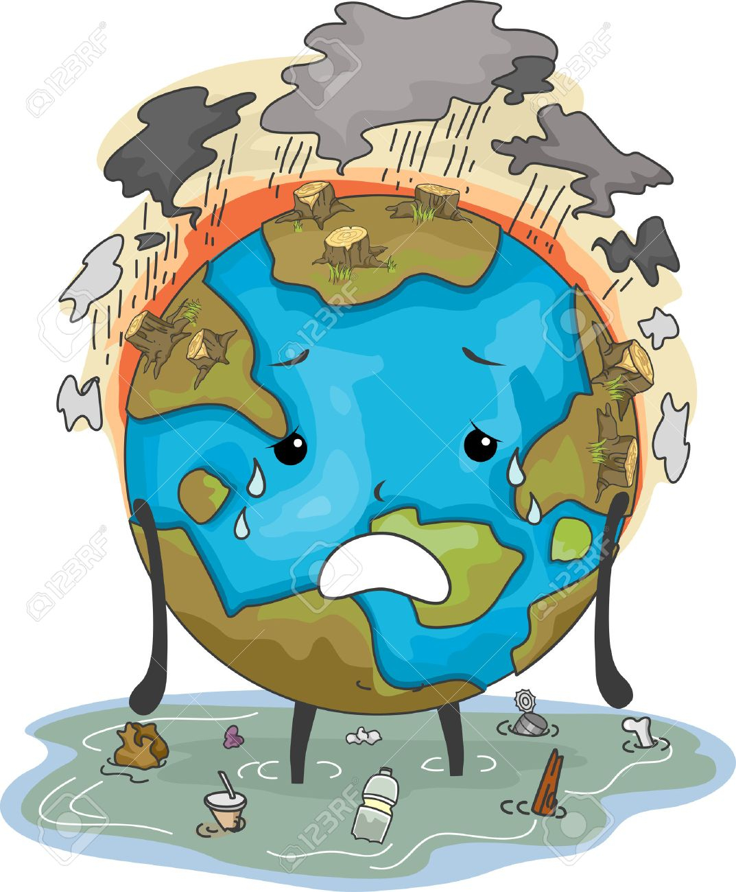 Pollution clipart. Drawing at getdrawings com