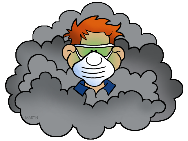 collection of transparent. Pollution clipart