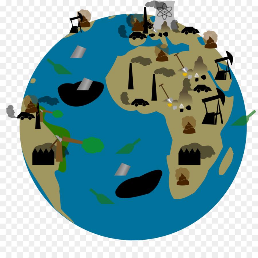 Pollution clipart. Earth water cartoon clip