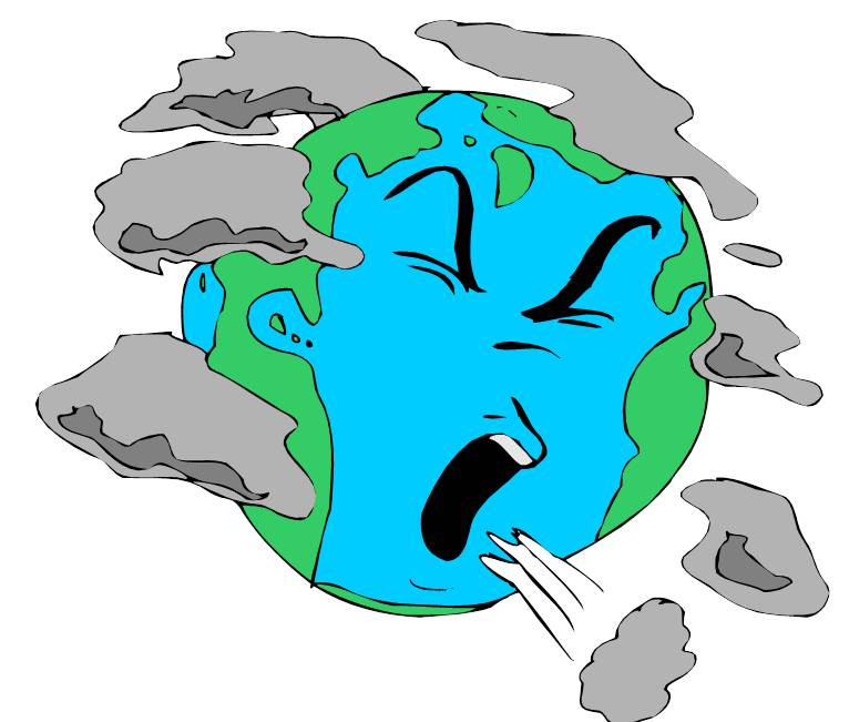 Pollution clipart atmosphere. Air geography numptynerd