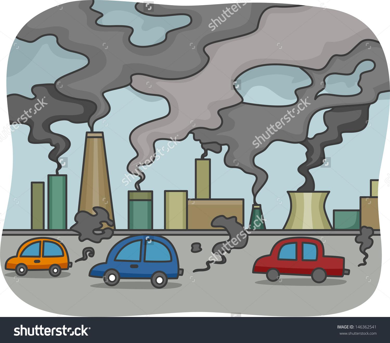 clipartlook. Pollution clipart bad air