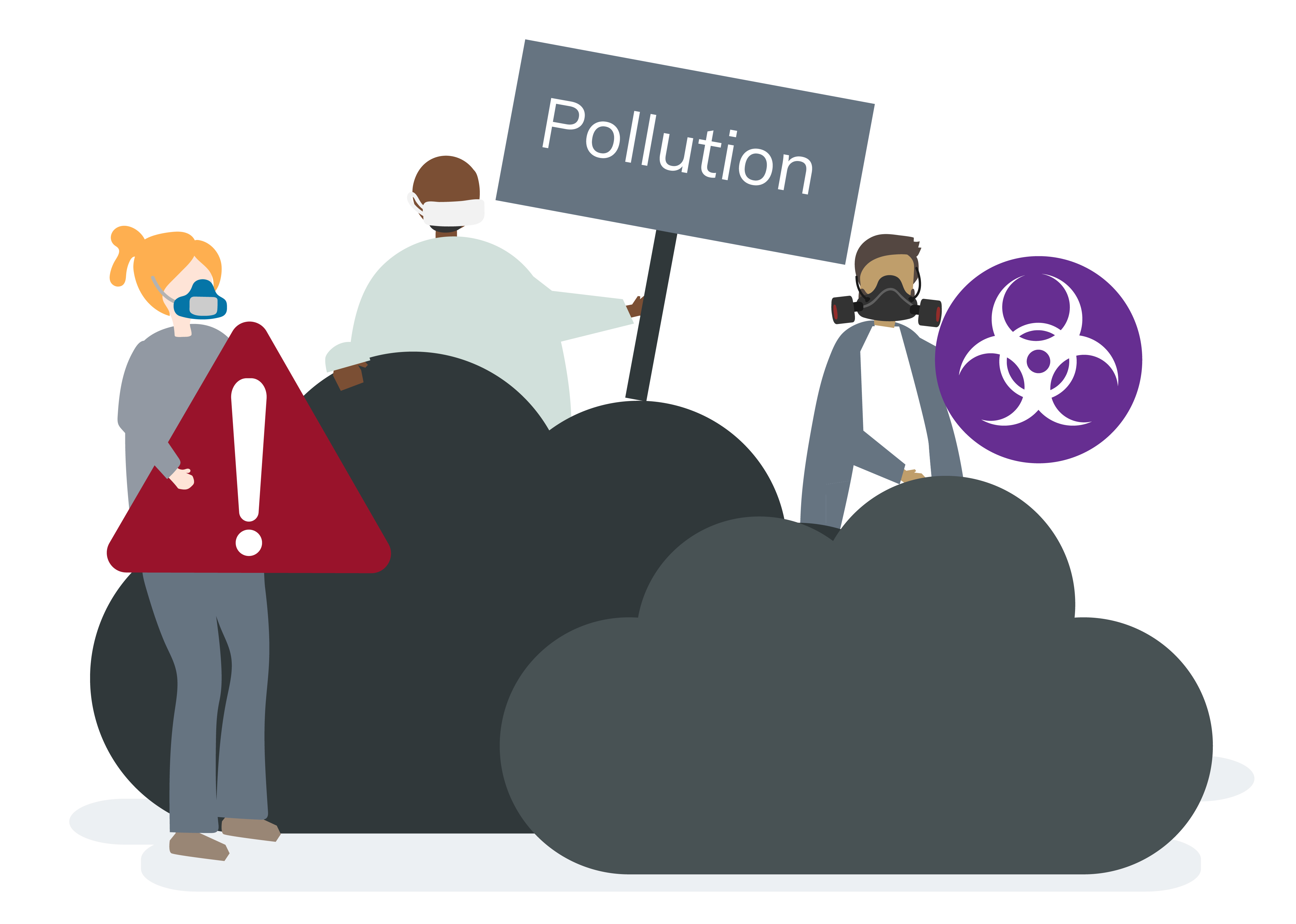 Pollution clipart bad air. Smog and download free