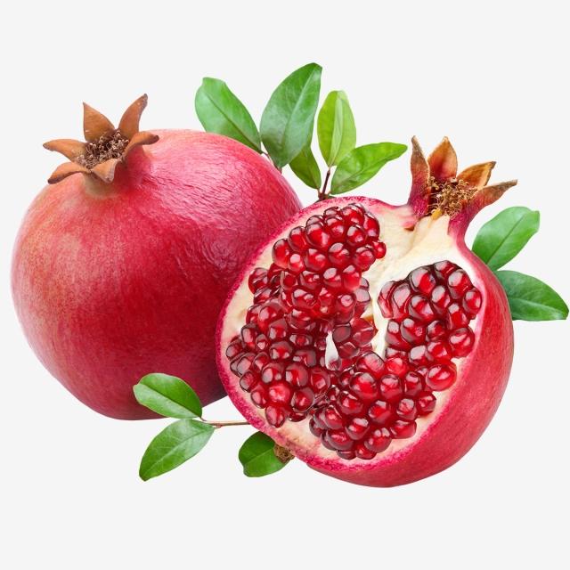 Psd png transparent . Pomegranate clipart anaar