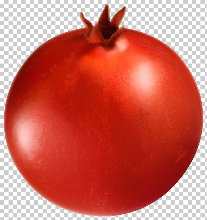 Plum tomato png blog. Pomegranate clipart clip art