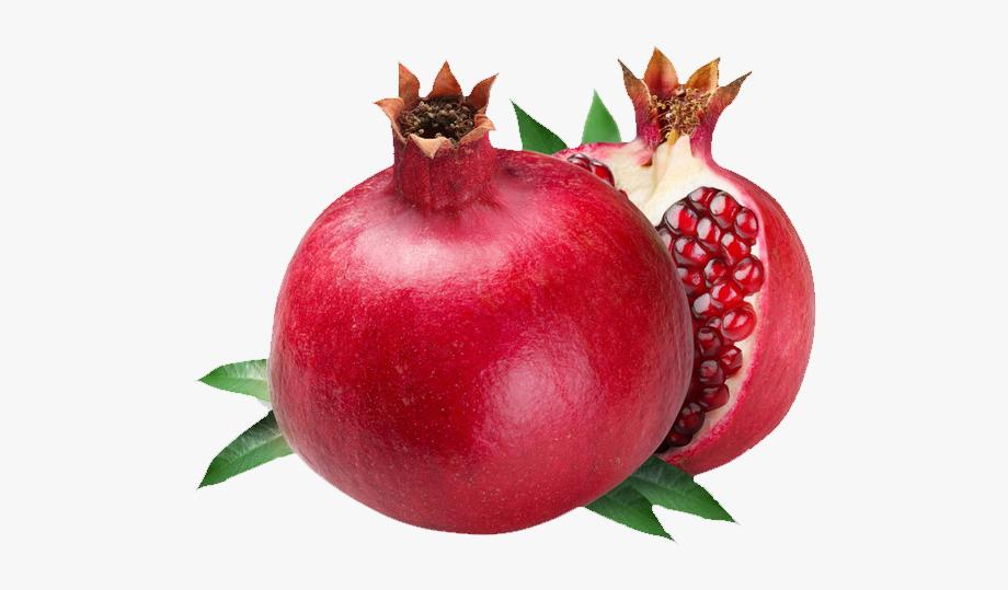 Fruit clip art viva. Pomegranate clipart fruts