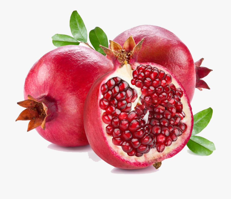 Png free . Pomegranate clipart high resolution