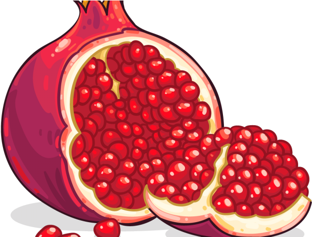 Pomegranate clipart high resolution. Download hd