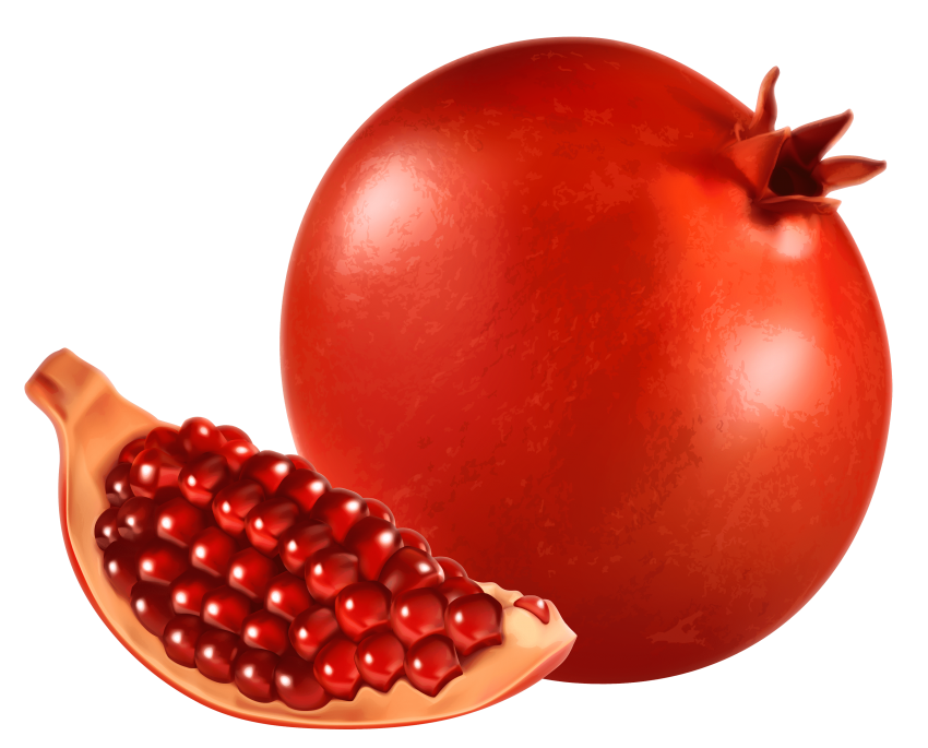 Png free images toppng. Pomegranate clipart kind fruit