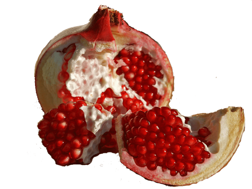 Png free images toppng. Pomegranate clipart pomegranate fruit