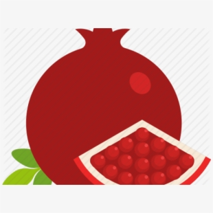 Pomegranate clipart slice. Seed png