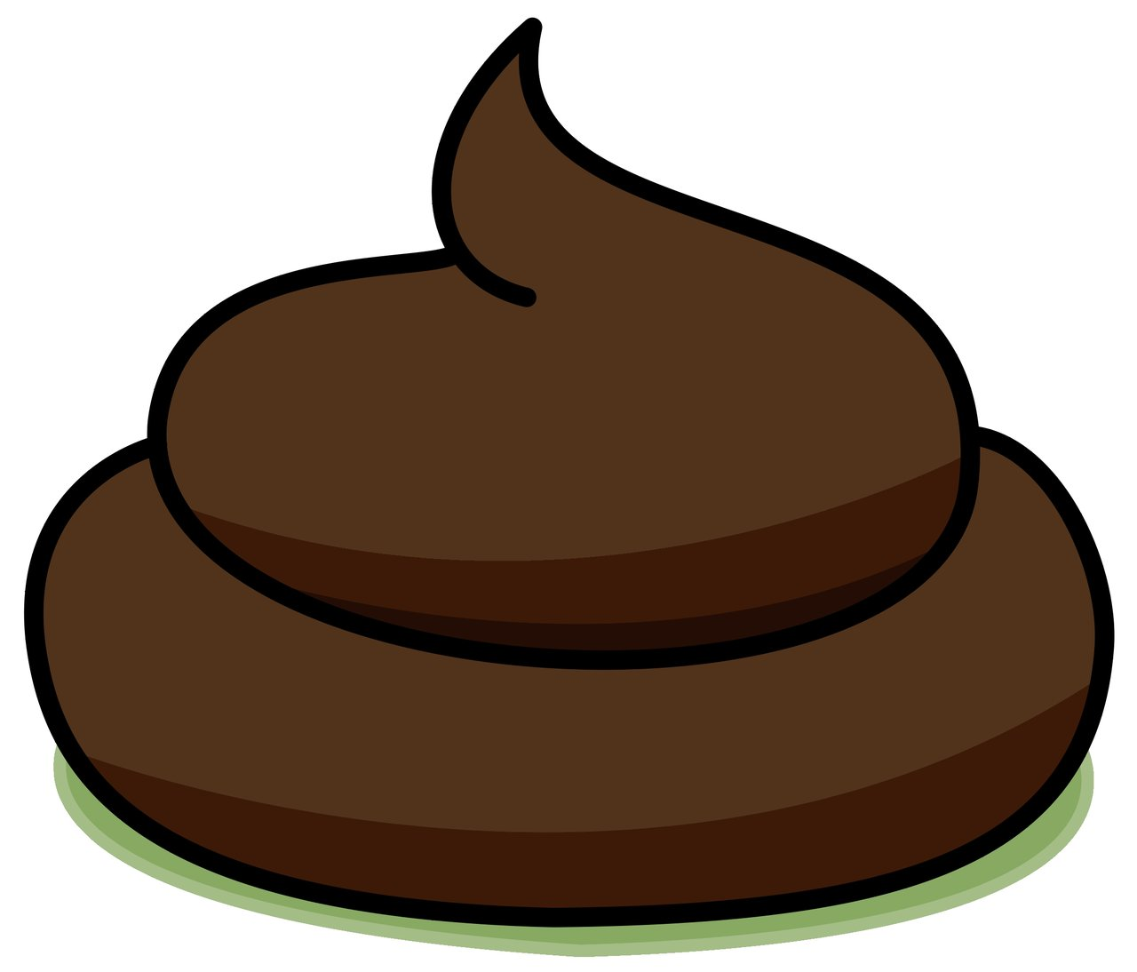 Poop clipart. Free pictures clipartix cartoon