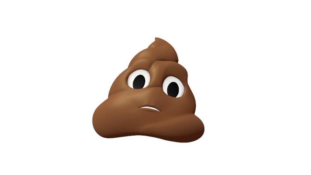 Poop clipart animoji.  sad poo emoji