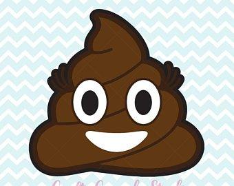 Etsy . Poop clipart doodle