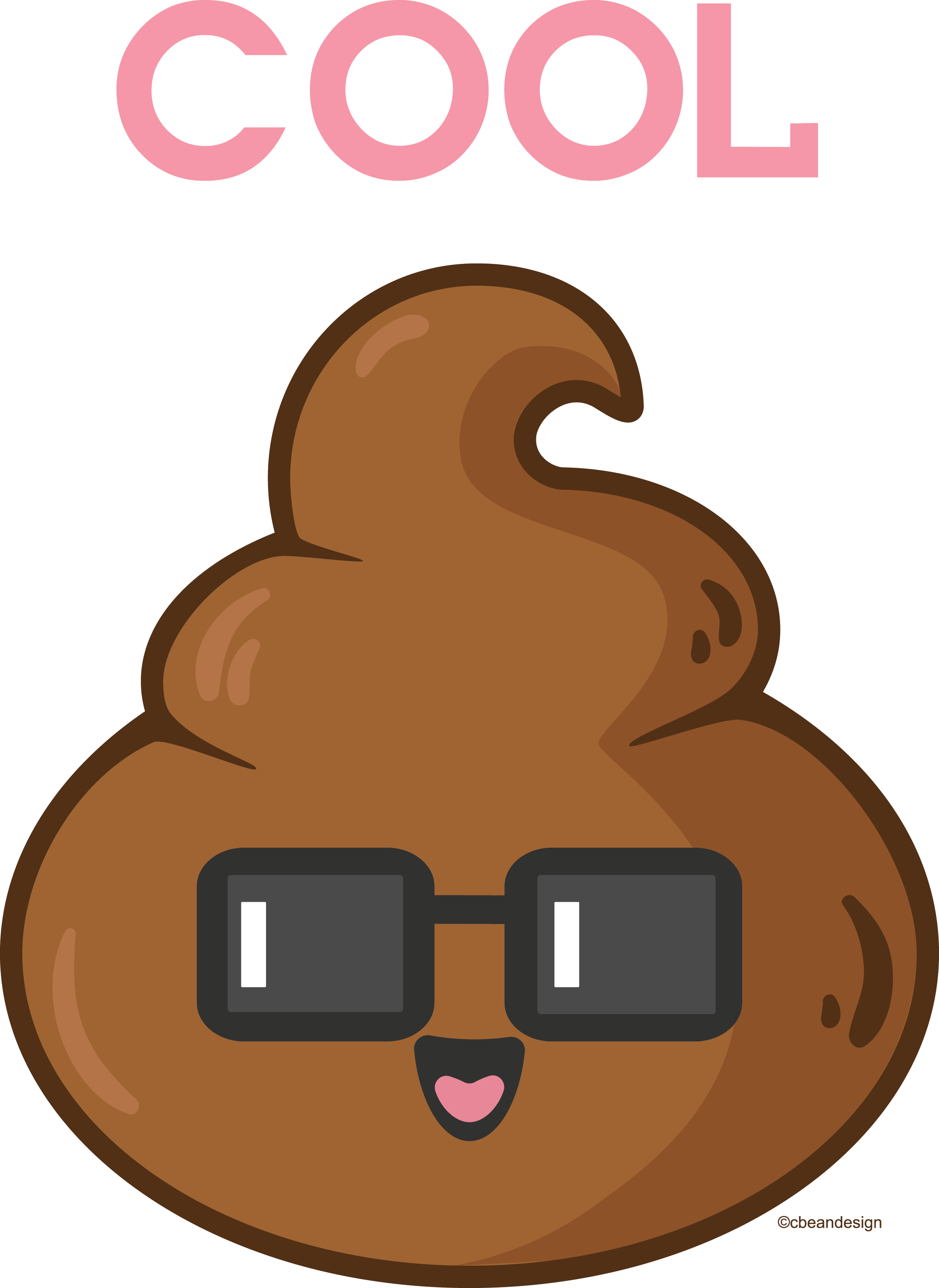 Poop emoji person