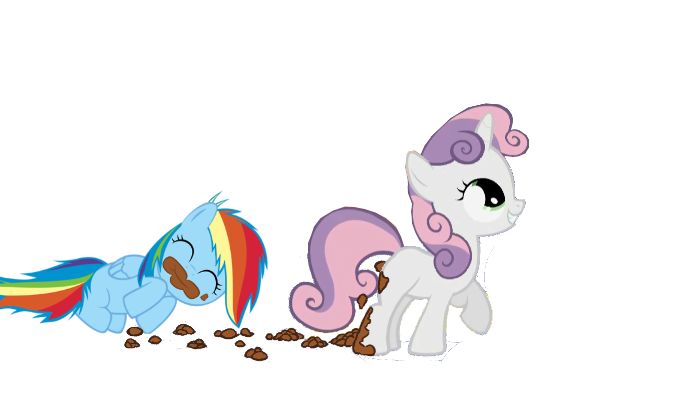 bad edit filly. Poop clipart horse
