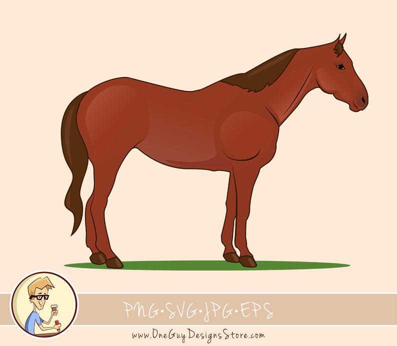 Cute svg clip art. Poop clipart horse