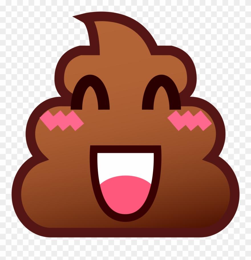 Poop Clipart Kawaii Poop Kawaii Transparent Free For