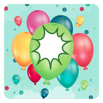 Popping for kids . Pop clipart balloon pop