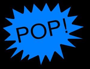 Png svg clip art. Pop clipart balloon pop