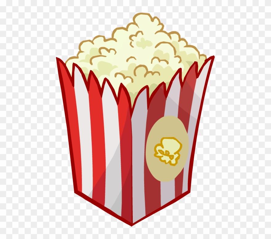 Popcorn corn cinema png. Pop clipart snack