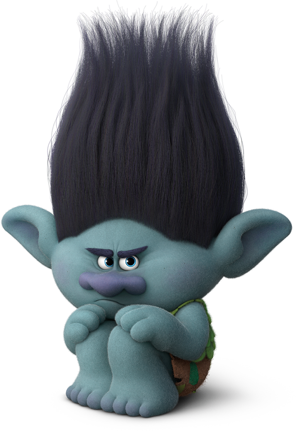 Dreamworks animation s trolls. Poppy clipart animated
