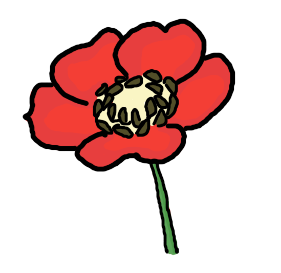 Poppy clipart animated. Free cliparts download clip