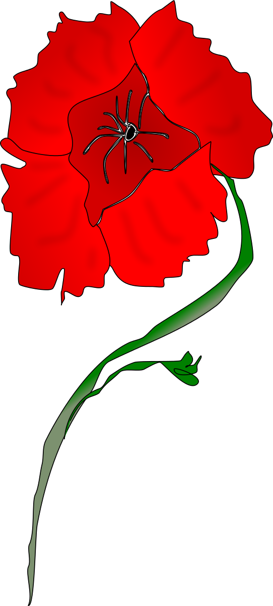 Poppy clipart armistice. Flower clip art cliparts
