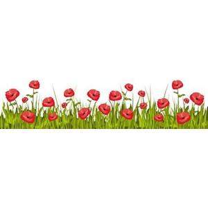 Free cliparts download clip. Poppy clipart border paper