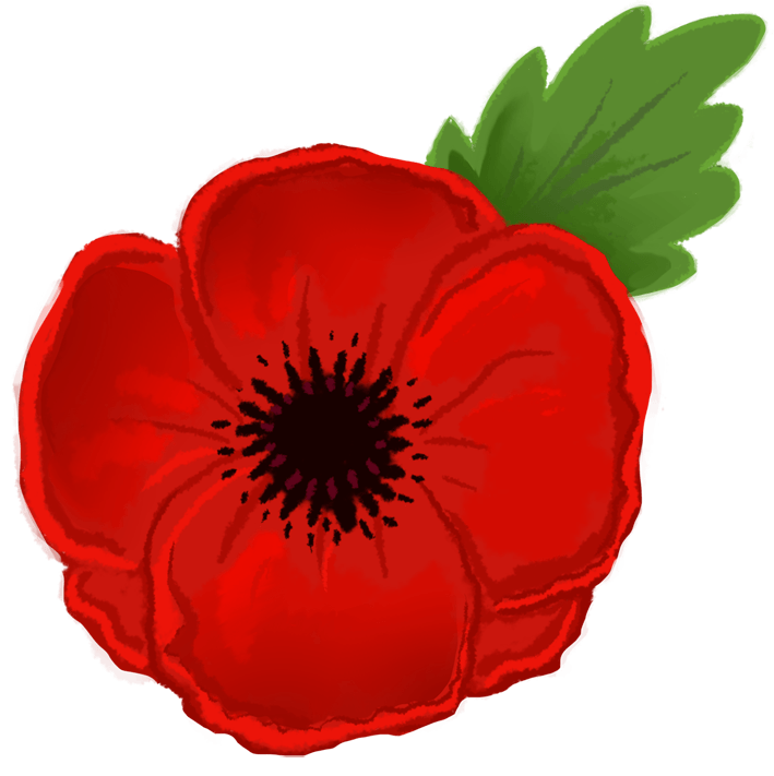Cliparts zone . Poppy clipart colour outline