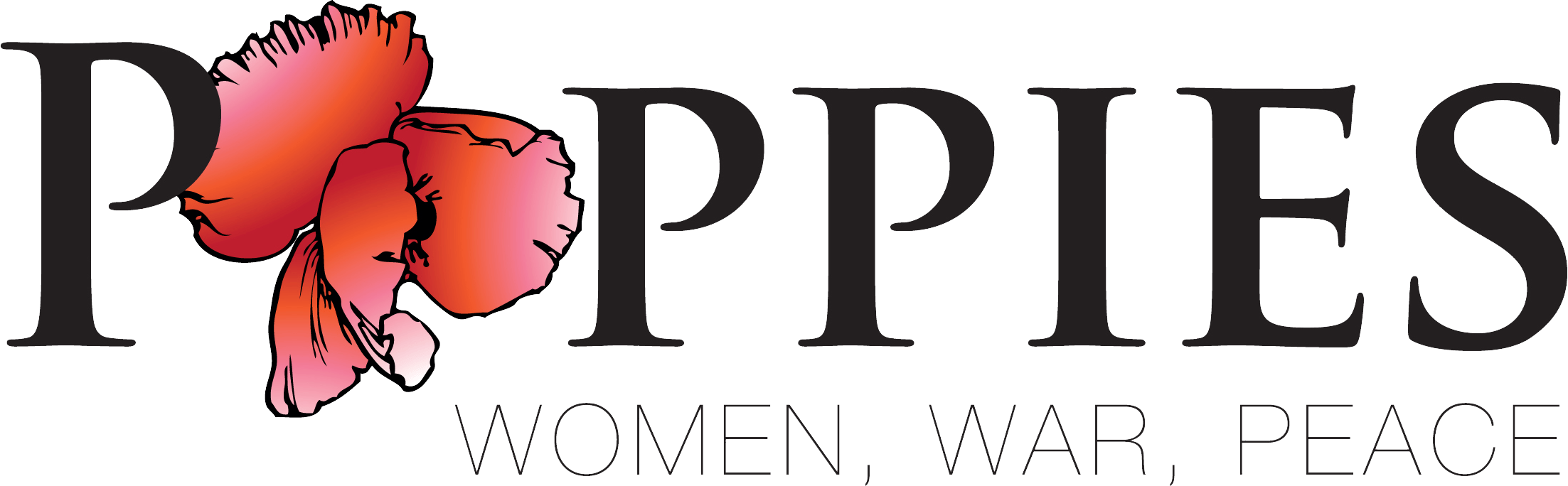 Poppies women war peace. Poppy clipart flanders field