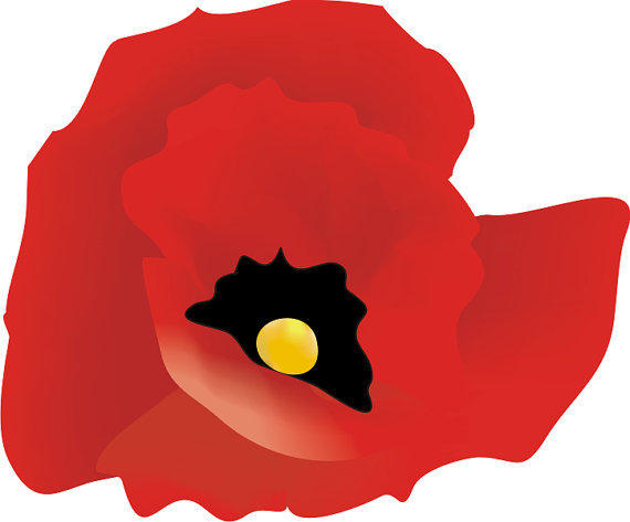 Poppies clip art library. Poppy clipart large
