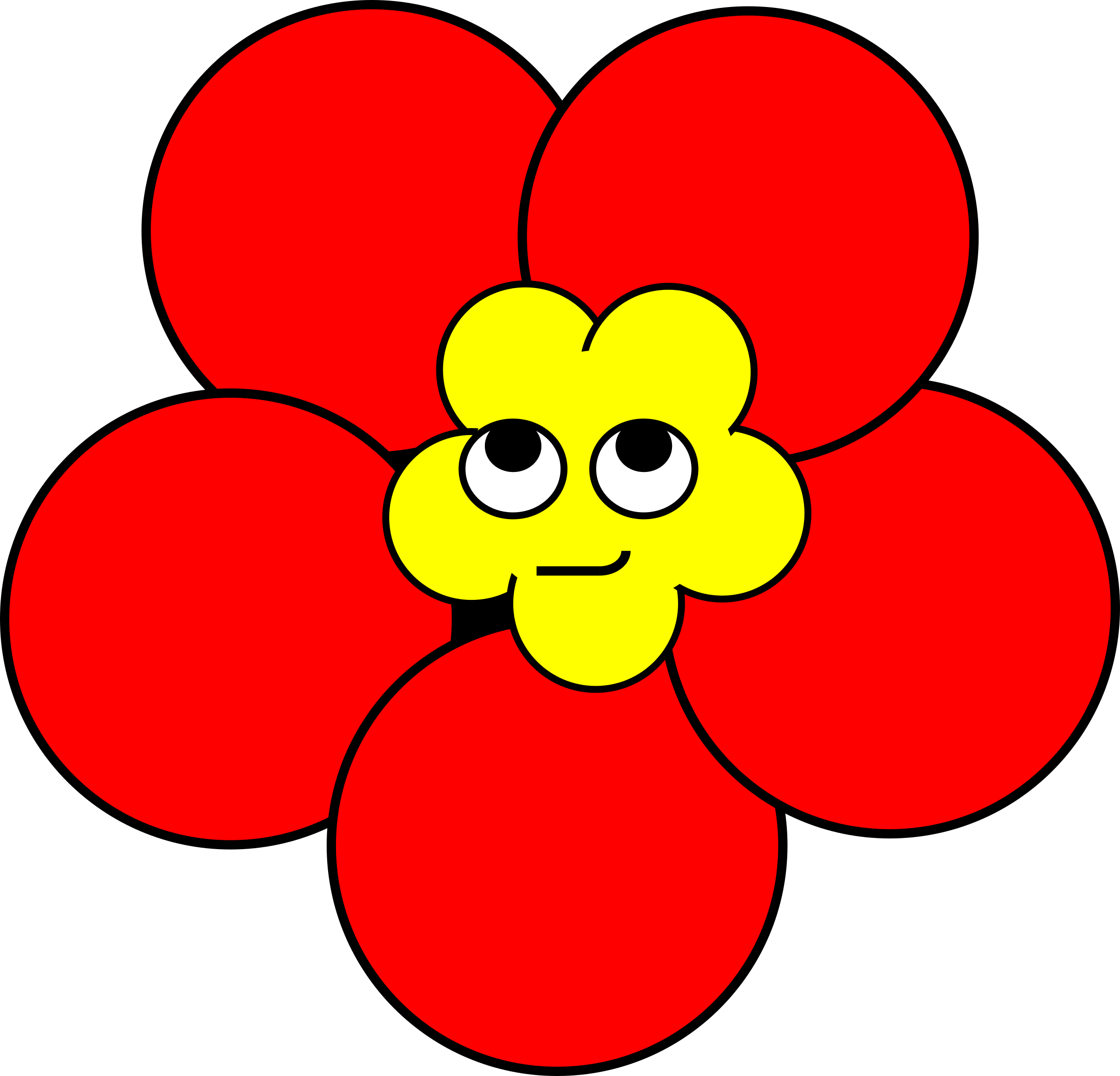 Smirk. Poppy clipart memorial day