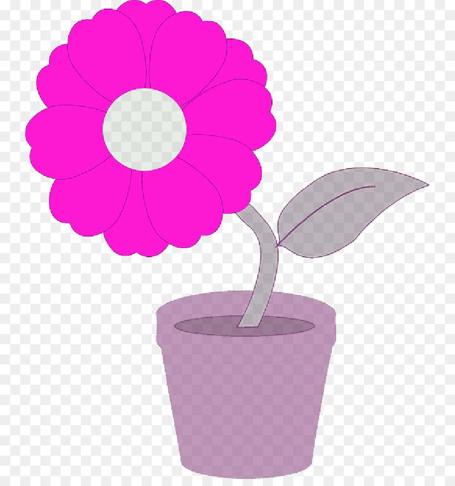 Poppy clipart plantpot. Flowering pot plants flowerpot